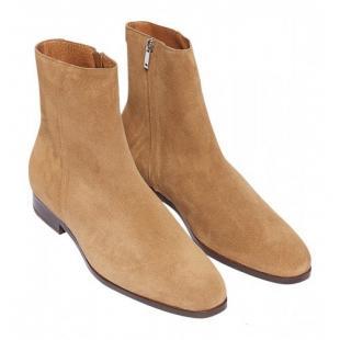 Взуття Ботинки чоловічі Sandro CH1543S brown