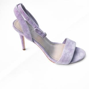 Взуття Босоніжки Sandro purple light heels
