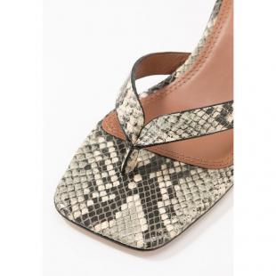 Взуття Босоніжки Sandro CH168549E python