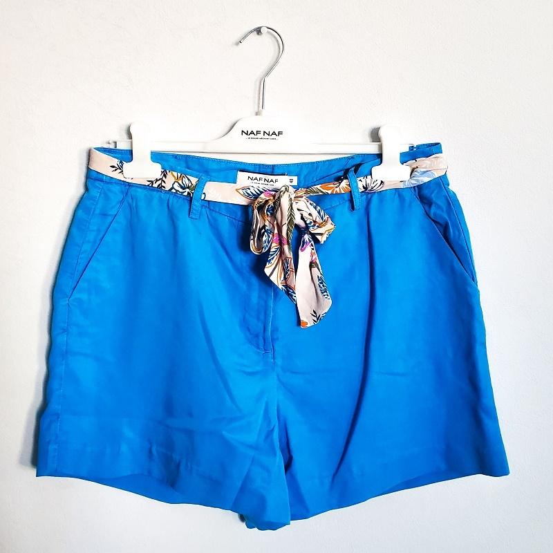Жіночий одяг Шорти naf naf JHNB16A Blue