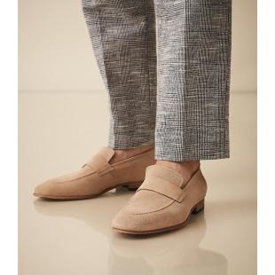 Взуття Туфлі чоловічі REISS THISTLE CASUAL LOAFER SUEDE 0