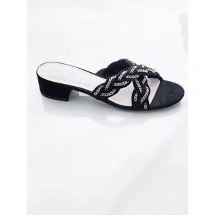 Взуття Шльопанці bianco 20-50083 black