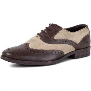 Взуття Туфлі чоловічі Redfoot 202221 brown