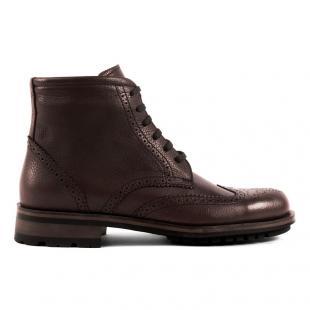 Взуття Ботинки чоловічі Human Scales Gerry Mid Dk Brown