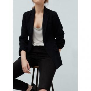 Жіночий одяг Жакет Mango 61045623 blue