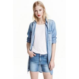 Жіночий одяг Шорти HM 132710 blue