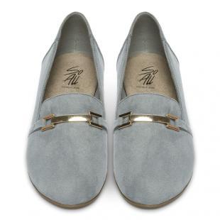 Взуття Балетки So All 09-319950 blue