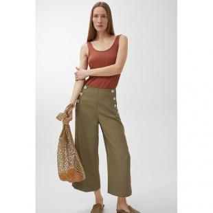 Жіночий одяг Брюки ARKET 231061-525 green