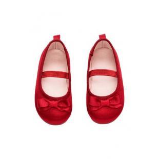 Взуття Дитяче взуття Балетки HM 4751600 red