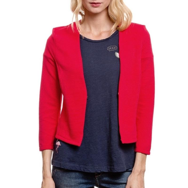Женская одежда Жакет Tom Tailor 3923006.00.70 red