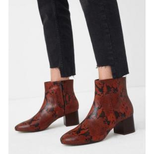 Взуття Ботинки жіночі Mango 73027012