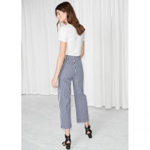 Жіночий одяг Брюки OTHER STORIES 2511300 striped