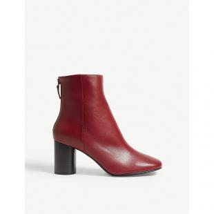 Взуття Ботинки жіночі Sandro CH13711E red