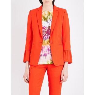 Жіночий одяг Жакет Sandro V6858E orange