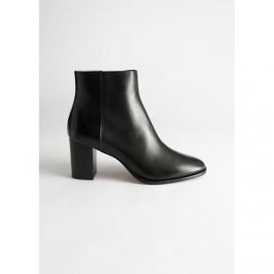 Взуття Ботинки жіночі OTHER STORIES 0803648 black