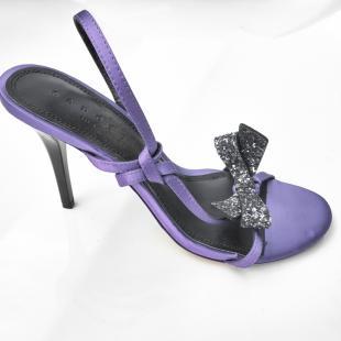 Взуття Босоніжки Sandro purple silver