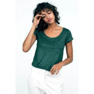 Жіночий одяг Футболка HM 234640 green