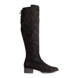 Взуття Чоботи HM 9979900 black