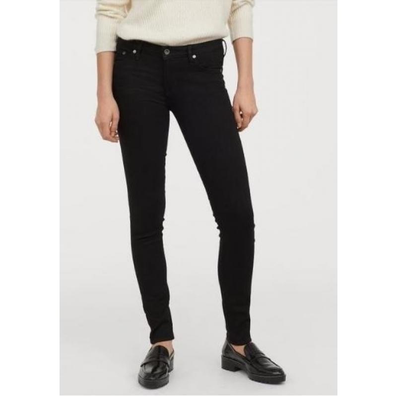 Жіночий одяг Джинси HM 331170 black