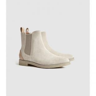 Взуття Ботинки чоловічі REISS ROGERS CREPE SOLE CHELSEA BOOT