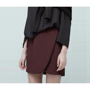 Жіночий одяг Спідниця Mango 63023607 bordo