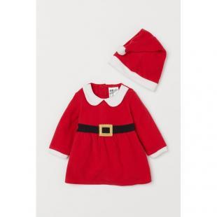 Дитячий одяг Сукня HM 2620530 red