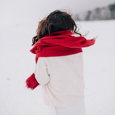 Скидка -40% на все теплые аксессуары